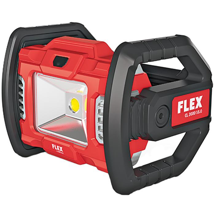 Flex CL2000 Byggplatslampa utan batteri