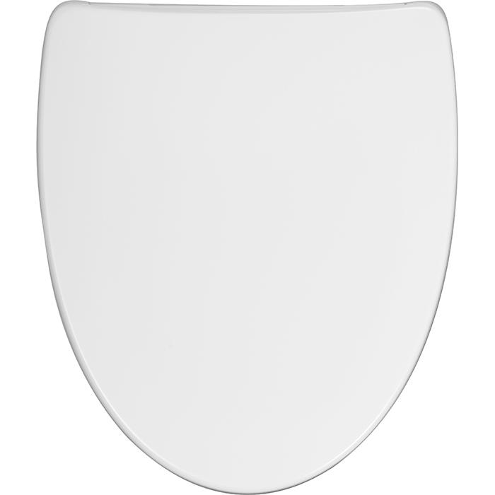 Bilde av Adora 12400.20 Toalettsete Hvit, Soft Close Til Ifø Cera
