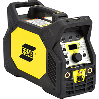 ESAB RENEGADE ET300I Invertersvets med nätkabel och nätstickspropp, 1-fas/3