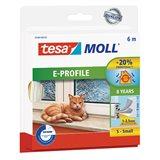 Tesa E-list 05463-0012-serien Tätningslist