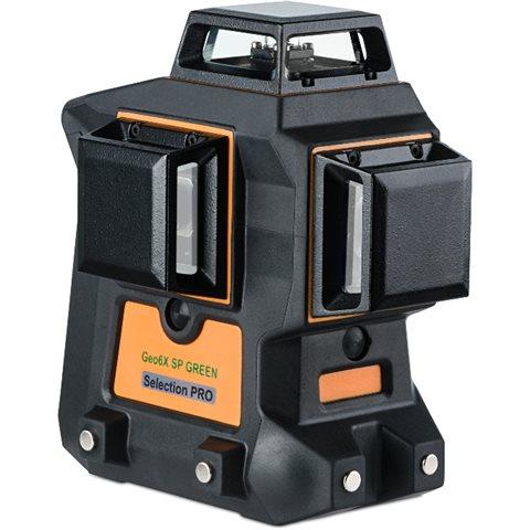 Populära Geo Fennel Geo6X SP Korslaser med grön laserstråle HF-95