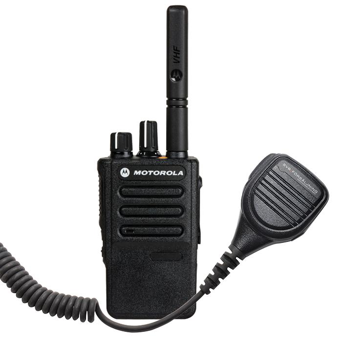 Motorola DP3441 + SVB42240 Komradiopaket