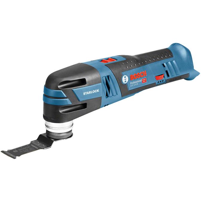Bosch GOP 12V-28 Multicutter utan batterier och laddare