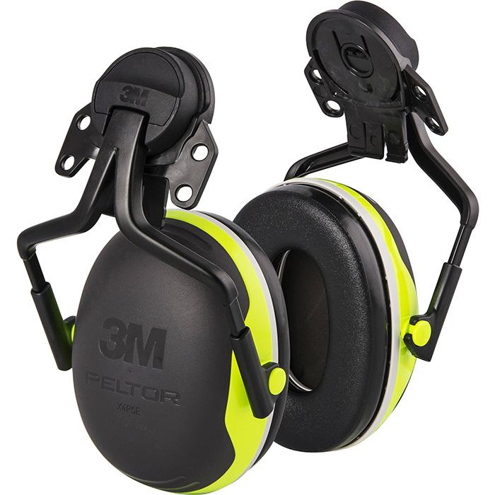 3M Peltor X4P5E Hörselskydd med hjälmfäste