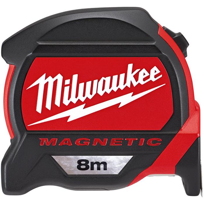 Milwaukee 48227308 Måttband 8 m
