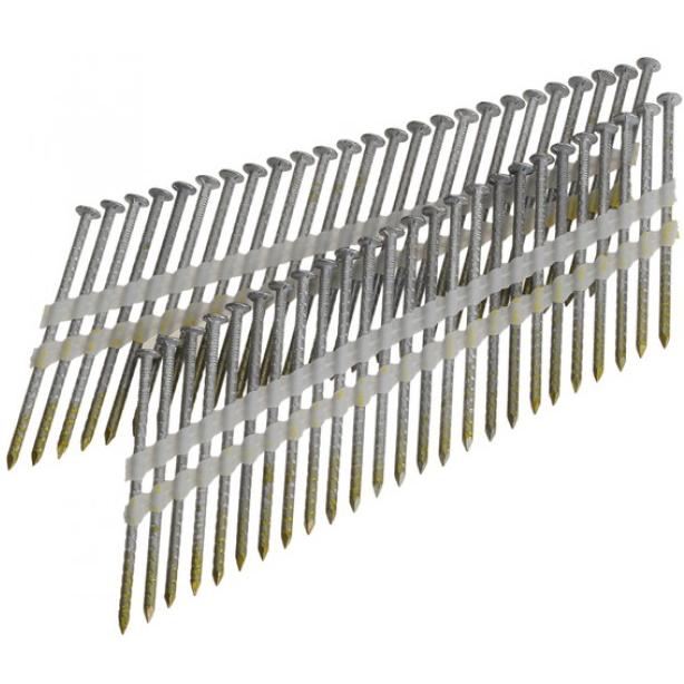 Senco AN40007 Stomspik varmförzinkad 34° 75×28 mm