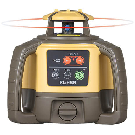 Topcon RL-H5A Rotationslaser