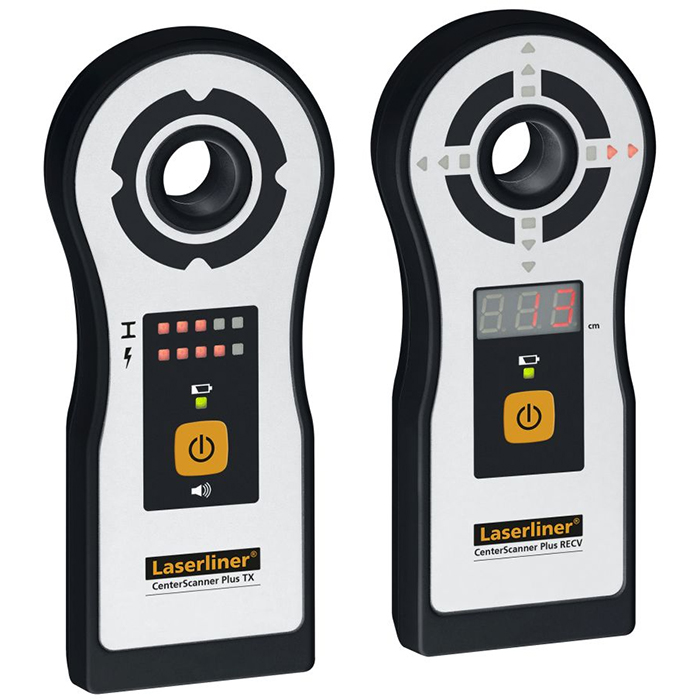 Laserliner Center Scanner Plus Borrhålsdetektor