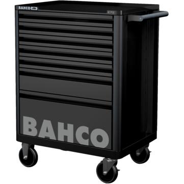 Bahco 1472K7BLACK Verktygsvagn utan verktygssats