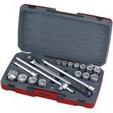 Teng Tools T3418-6 Pipenøkkelsett