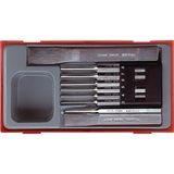 Teng Tools TTPC09 Mejsel-/dorn-/körnare sats