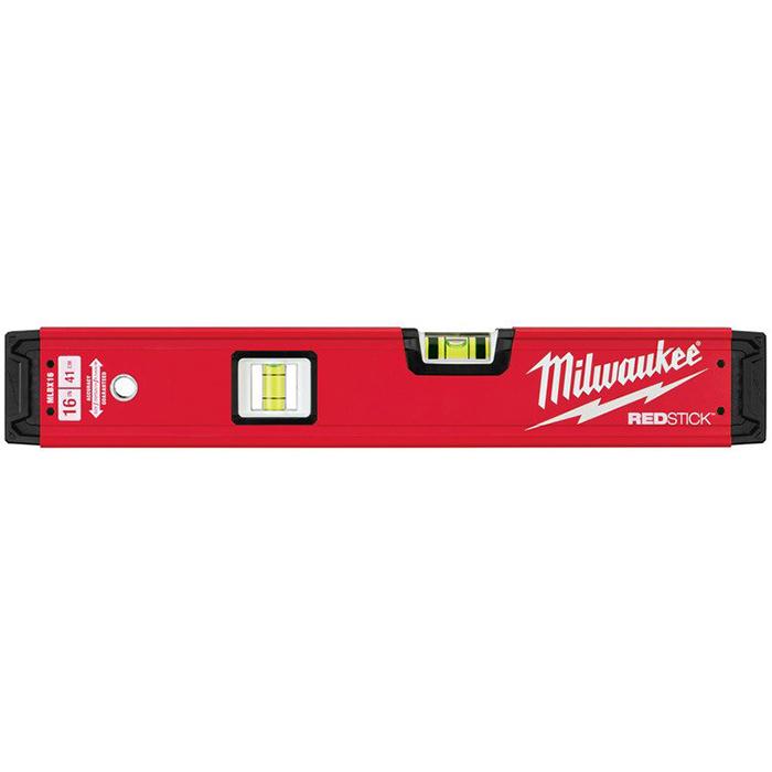 Milwaukee REDSTICK BACKBONE Vattenpass 40 cm utan magnet