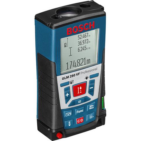 Bosch GLM 250 VF Avstandsmåler