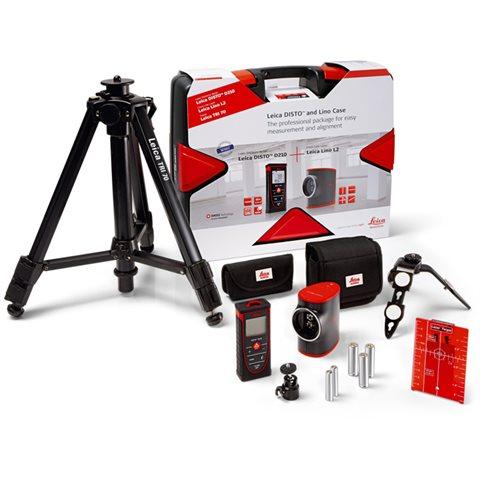 Leica D210 + L2 + TRI 70 Laserpaket
