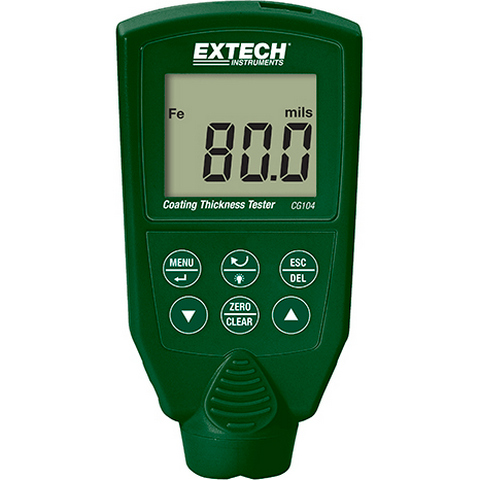 Extech CG104 sjikttykkelsesmåler
