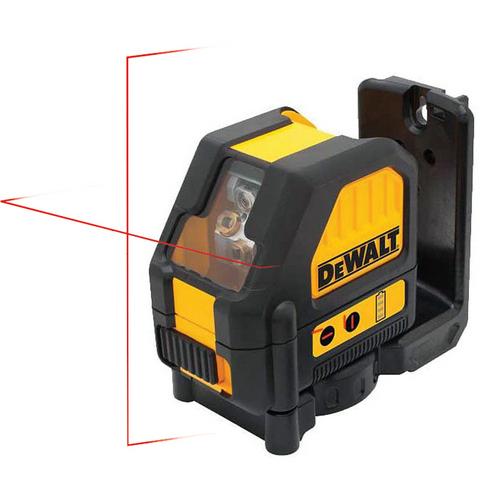 Dewalt DCE088LR Krysslaser med alkaliske batterier