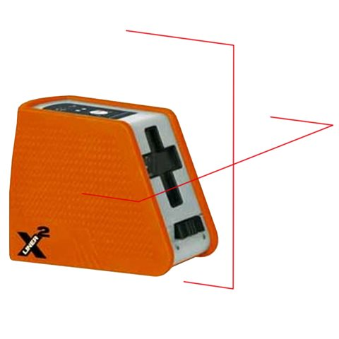 Nedo X-Liner 2 Krysslaser