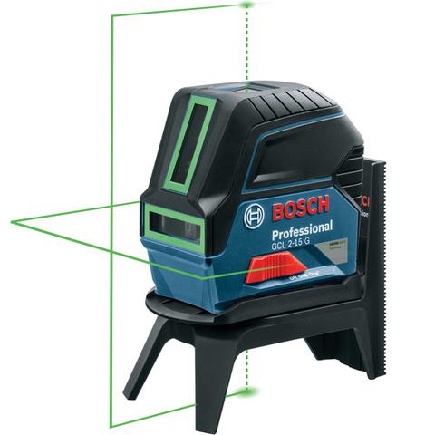 Bosch GCL 2-15 G Krysslaser