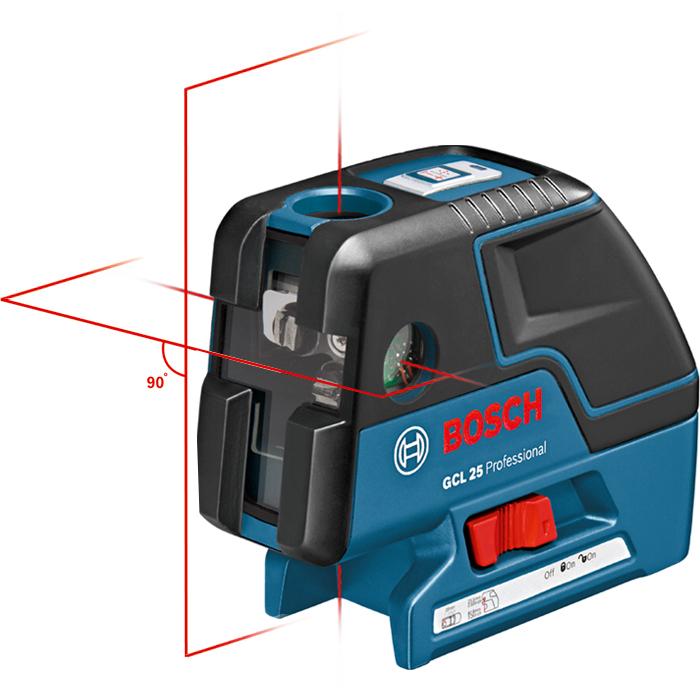 Bosch GCL 25 Korslaser