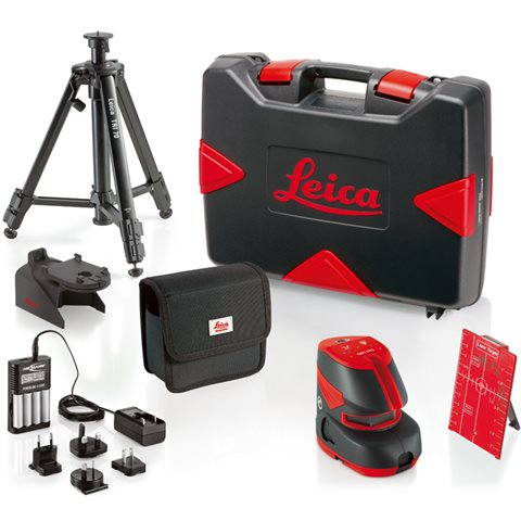 Leica Lino L2P5  TRI 70 Krysslaserpakke