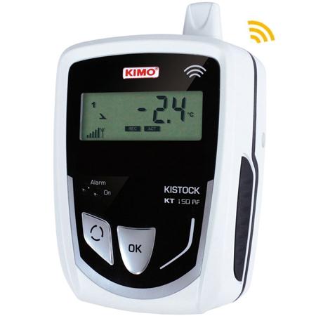 Kimo KT150-IO RF Temperaturlogger med display