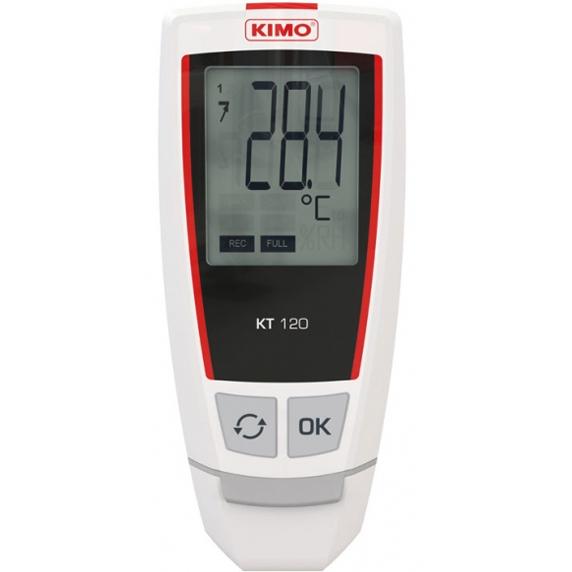 Kimo KT120 Temperaturlogger
