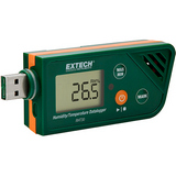 Extech RHT30 Temperatur- och RF-logger