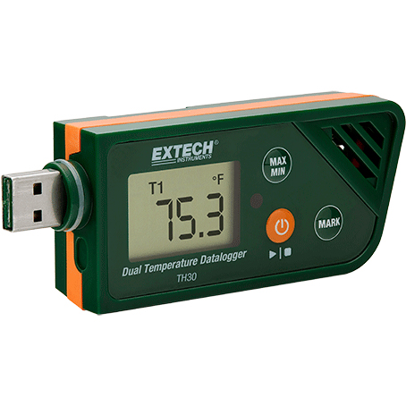 Extech TH30 Temperaturlogger