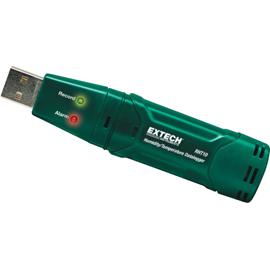 Extech RHT10 Temperatur- och RF-logger med USB-kontakt