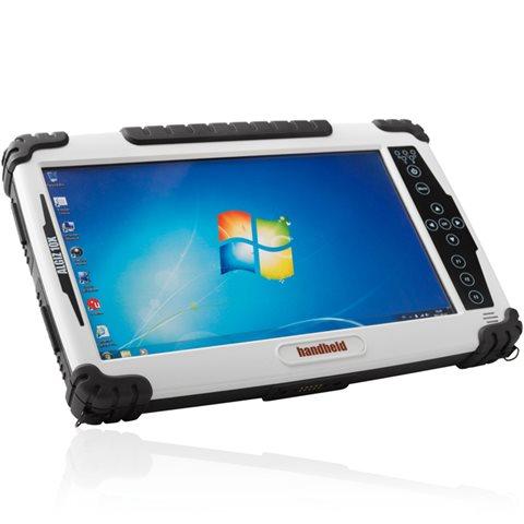 Handheld Algiz 10X Slagfast nettbrett med innebygd 4G-modem