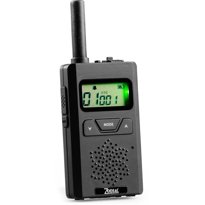 Zodiac Micro 446 Komradio Svart 1-pack