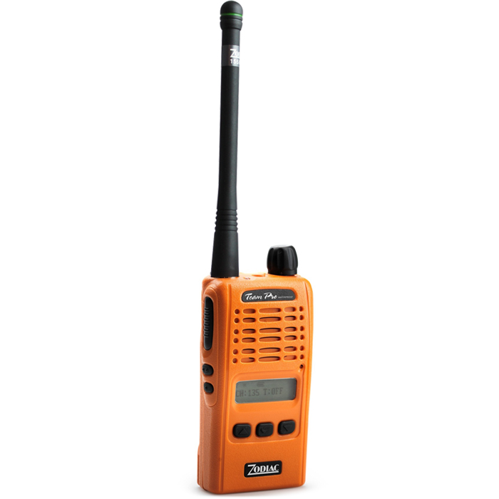 Zodiac Team Pro Waterproof 155MHz Jaktradio