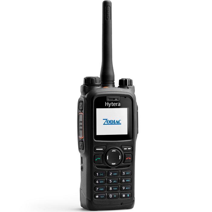 Hytera PD785G Digitalradio 160MHz