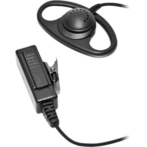Motorola 20525 Mikrofon/Öronmussla D-bygel