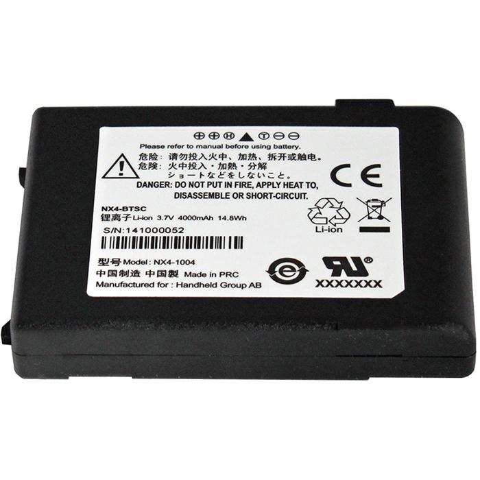 Handheld NX4-1004 Batteri 4000mAh