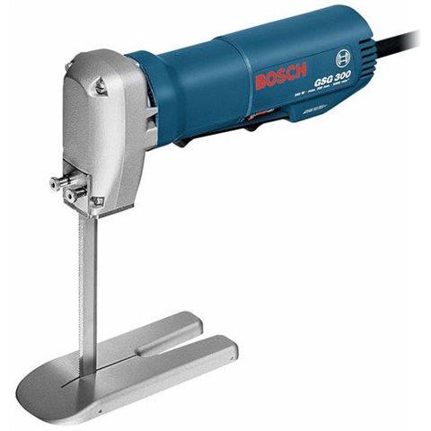 Bosch GSG 300 Skumplastsag utan sågblad och sågbladsstyrning