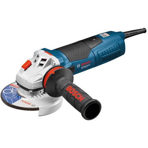 Bosch GWS 17-125 CI Vinkelsliper uten SDS-hurtigspennmutter