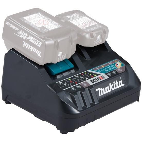 Makita DC18RE Batterilader