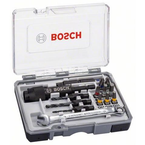Bosch 2607002786 Bitssett 20 deler