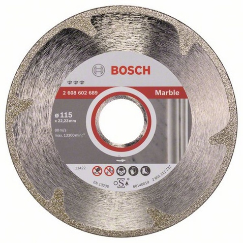 Bosch Best for Marble Diamantkapskiva 115x2223mm