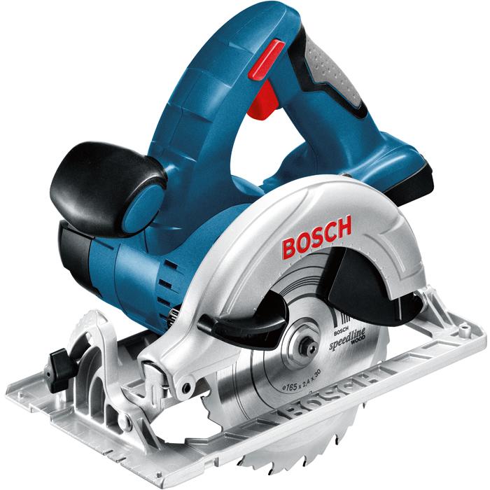Bosch GKS 18 V-LI Cirkelsåg utan batterier och laddare