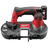 Milwaukee M12 BS-402C Båndsag