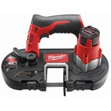 Milwaukee M12 BS/0 Båndsag