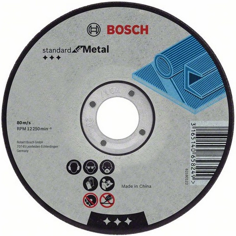 Bosch Standard for Metal Kapskiva 230x3mm 1-pack