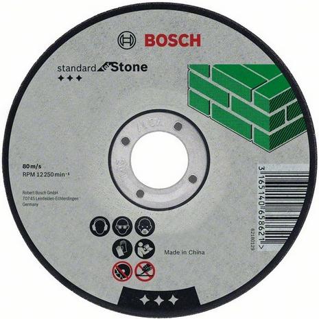 Bosch Standard for Stone Kapskiva 230x3mm 1-pack