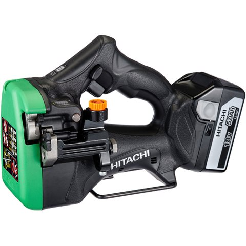 Hitachi CL18DSL Gängstångskap med batteri och laddare