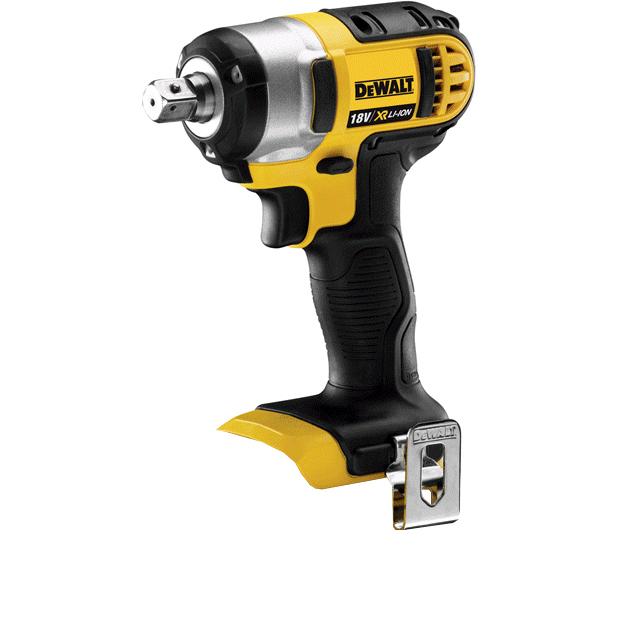 Dewalt DCF880N Mutterdragare utan batterier och laddare