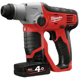 Milwaukee M12 H-402C Borhammer