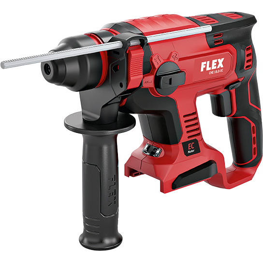Flex CHE 180-EC Borrhammare utan batterier och laddare
