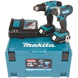 Makita DLX2141AJ Verktygspaket